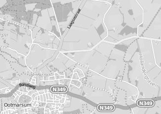 Kaartweergave van Action in Oud Ootmarsum