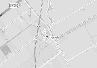 Kaartweergave van Carpentier in Oudesluis