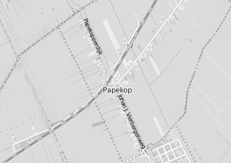 Kaartweergave van Goudriaan technische dienstverlening gtd in Papekop