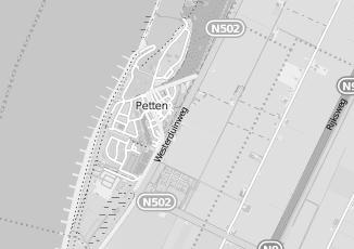 Kaartweergave van Veldman vervoer verhuur bv in Petten