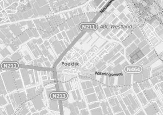 Kaartweergave van Zitmaxx wonen in Poeldijk