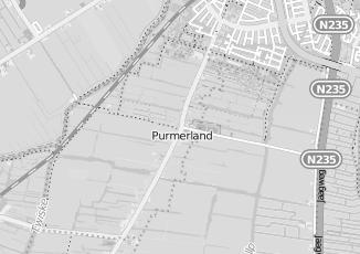 Kaartweergave van Keuken in Purmerland