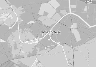 Kaartweergave van Lucardi in Radio Kootwijk