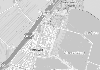 Kaartweergave van Achterberg in Reeuwijk