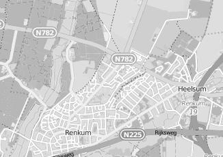 Kaartweergave van Kringloopwinkel in Renkum