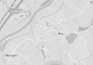 Kaartweergave van Dakdekker in Rha