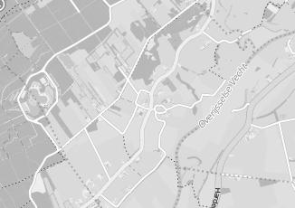 Kaartweergave van Milieustraat in Rheeze