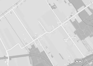 Kaartweergave van Milieustraat in Rheezerveen