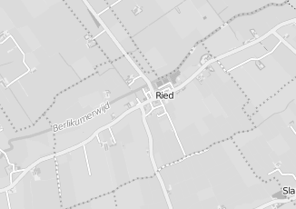 Kaartweergave van Meijer in Ried