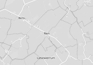 Kaartweergave van Telefoonnummers in Rien