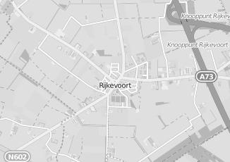 Kaartweergave van Bennehey in Rijkevoort