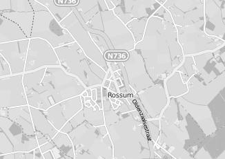 Kaartweergave van Blokhuis in Rossum Overijssel