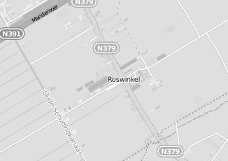 Kaartweergave van Pretpark in Roswinkel