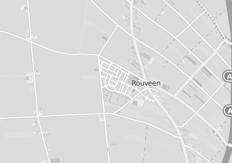 Kaartweergave van Hulst in Rouveen