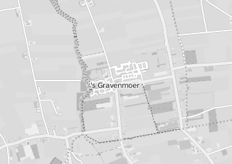 Kaartweergave van Marketing relieve in S Gravenmoer