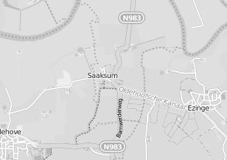 Kaartweergave van Loopbaanbegeleiding in Saaksum
