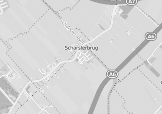 Kaartweergave van Arbodienst in Scharsterbrug