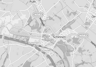 Kaartweergave van Loopbaanbegeleiding in Schinnen
