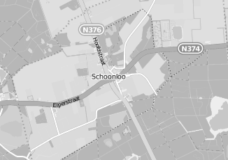 Kaartweergave van Warenhuis in Schoonloo