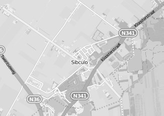 Kaartweergave van Leemhuis in Sibculo