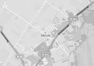 Kaartweergave van Jager in Sibculo
