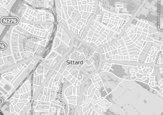 Kaartweergave van Horn in Sittard