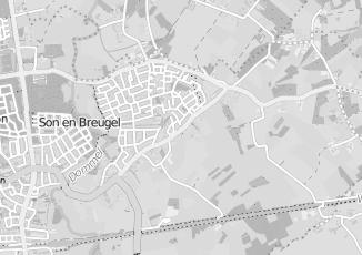 Kaartweergave van Vervoer in Son En Breugel