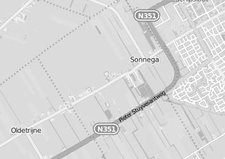 Kaartweergave van Brummelman in Sonnega