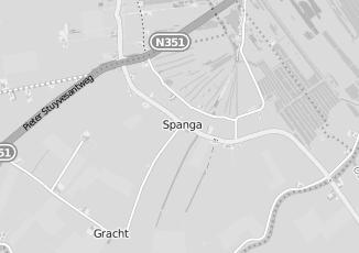 Kaartweergave van Meubels in Spanga