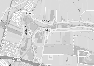 Kaartweergave van Groothandel in meubels in Spijk Gemeente Lingewaal Gelderland