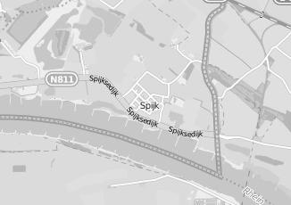 Kaartweergave van Groothandel in bouwmateriaal in Spijk Gemeente Rijnwaarden Gelderland