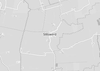 Kaartweergave van Ns in Stitswerd