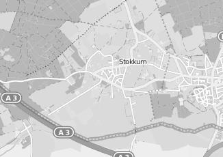 Kaartweergave van Derksen in Stokkum