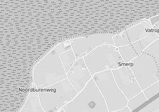 Kaartweergave van Warenhuis in Stroe