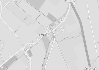 Kaartweergave van Groothandel in bouwmateriaal in T Waar