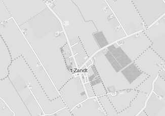 Kaartweergave van Huisarts in T Zandt