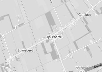 Kaartweergave van Architect in Tjalleberd