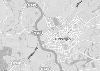 Kaartweergave van Vakantiexperts in Tubbergen