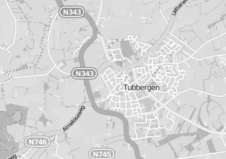Kaartweergave van Engbers in Tubbergen