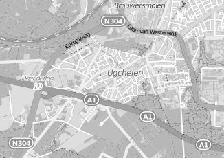 Kaartweergave van Beekman in Ugchelen