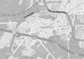 Kaartweergave van Lake side in Ugchelen