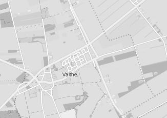 Kaartweergave van Kort in Valthe