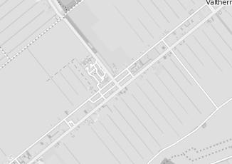 Kaartweergave van Dijkstra in Valthermond