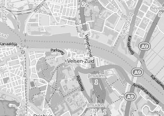 Kaartweergave van Munten en edelmetaal in Velsen Zuid