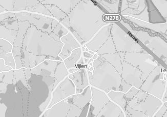 Kaartweergave van Baltus in Vijlen