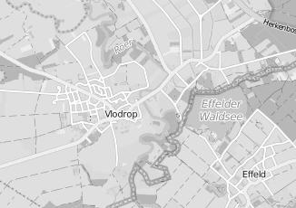 Kaartweergave van Albert heijn in Vlodrop