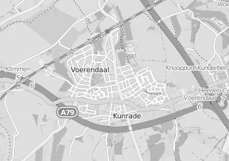 Kaartweergave van Eussen in Voerendaal