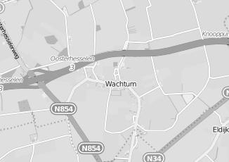 Kaartweergave van Groothandel in bouwmateriaal in Wachtum