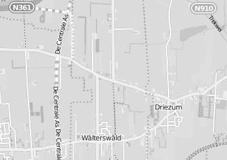 Kaartweergave van Accon avm in Walterswald
