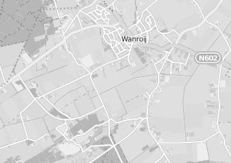 Kaartweergave van Den bekker in Wanroij